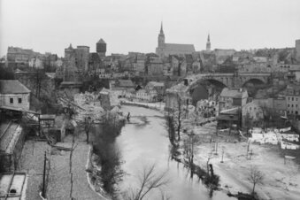 So endete der Zweite Weltkrieg in Sachsen
