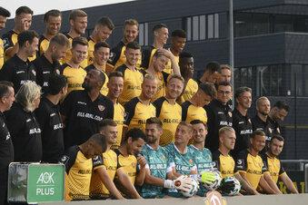 Dynamos neues Team und seine Charaktere