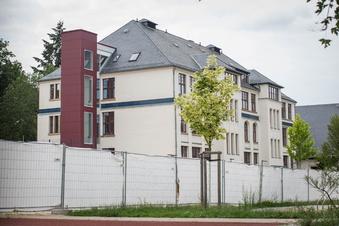 Dresdner Schule gesperrt: So geht es weiter