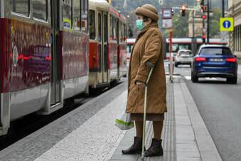 25 Corona-Tote im Oktober in Liberec