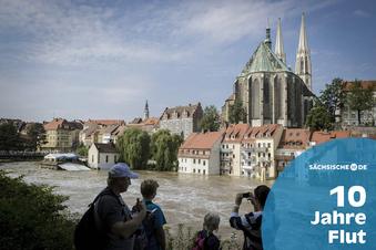 Die Flut von 2010 in Bildern