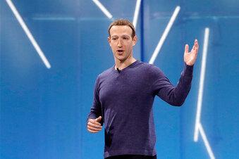 Facebook sperrt Donald Trump