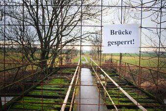 Keine Lösung für Schafsbrücke