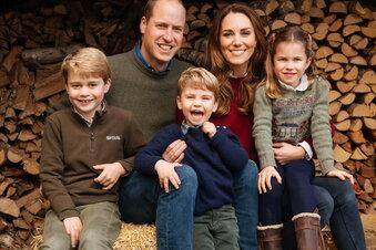 William und Kate: Neues Familienfoto