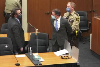 Fall Floyd: Ex-Polizist schuldig gesprochen