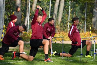 Dynamo: Hartmann und Husbauer zurück