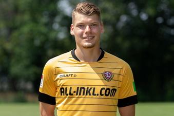 Dynamo: Ehlers trainiert wieder mit der Mannschaft