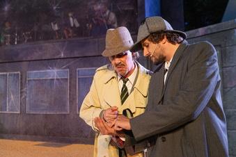 Drei Schüsse für Sherlock Holmes