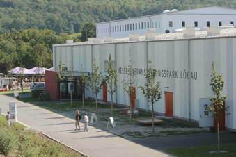 Löbauer Messepark hat mit Vandalismus zu kämpfen