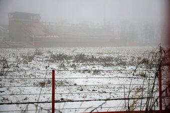 Grube-Stadion wächst zu