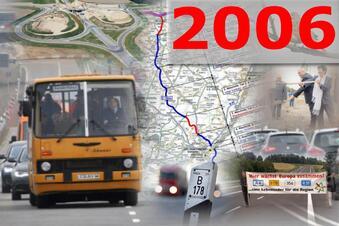 B178 neu: Was im Jahr 2006 passiert ist