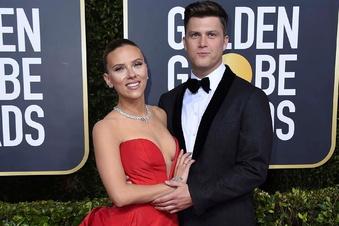 Scarlett Johansson bringt Sohn zur Welt
