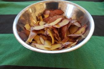Challenge-Tag 3: Aus Schalen werden Chips