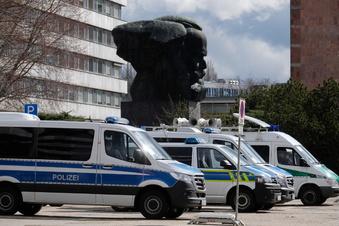 Chemnitz verbietet Corona-Kritiker-Demo