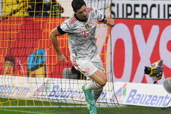 Machtdemonstration der Bayern dank Lewandowski