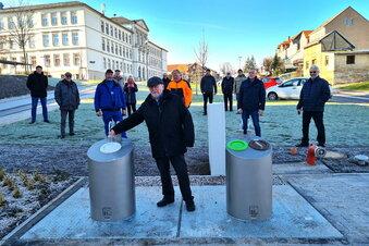 Leisnigs Lindenplatz ist fertig