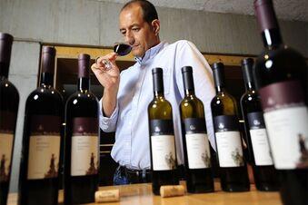 Der erste Top-Wein aus Laubach