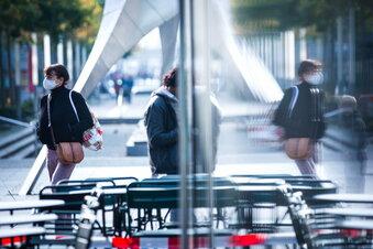 Das macht Corona mit Dresdens Innenstadt