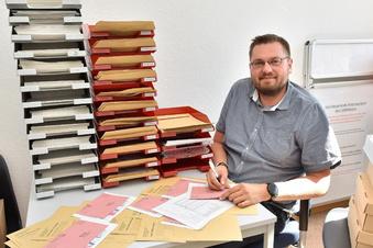 Landkreis SOE: Großes Interesse an der Briefwahl