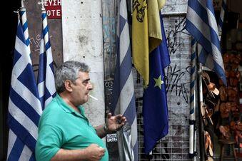 Griechen wachen in neuer Realität auf