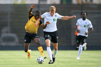 Dynamo gewinnt 5:1 gegen Köge