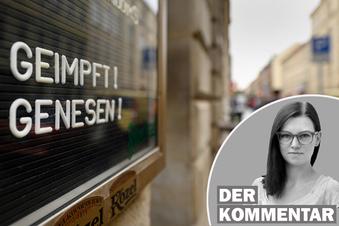 """2G in Dresden: """"Wie du mir, so ich dir"""" ist keine Lösung"""