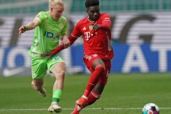 29. Spieltag: Bayern nutzt Leipzigs Patzer