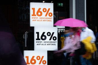Mehrwertsteuersenkung entlastet kaum