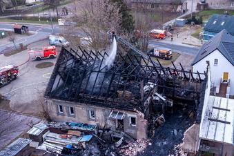Leisnig: Erste Erkenntnisse der Brandermittler