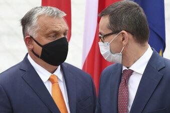 EU-Haushalt: Ungarn bleibt bei Veto