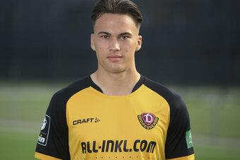 Dynamo verleiht Stürmer-Talent