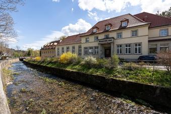 Berggießhübler Hotel versteigert