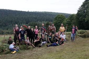 Altenberg: Naturschutzpraktikum startet in Schellerhau