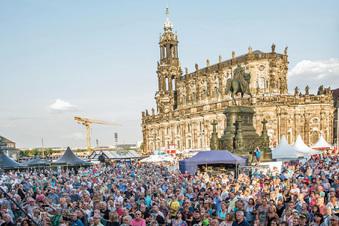 Sieben Tipps zum Dresdner Stadtfest