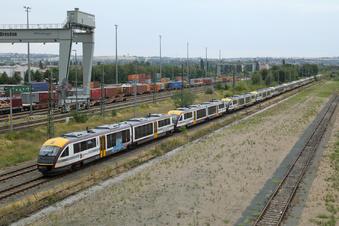 Städtebahn nicht mehr lange auf dem Abstellgleis?