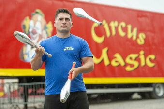 Zirkus verlängert sein Gastspiel in Radebeul