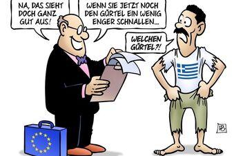 Griechenland kann auf neues Geld hoffen