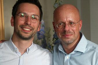 Kalbitz begrüßt AfD-Fraktionschef - Klinik