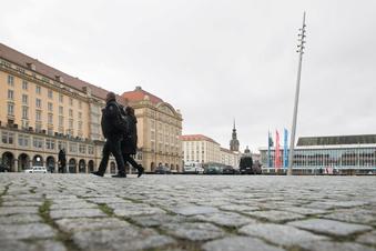 Millionen für den Dresdner Altmarkt