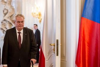 Wie Präsident Zeman Tschechien umformt