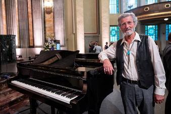Er schenkte der Görlitzer Synagoge seinen Steinway