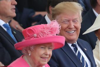 Queen, Trump & Co. gedenken D-Day
