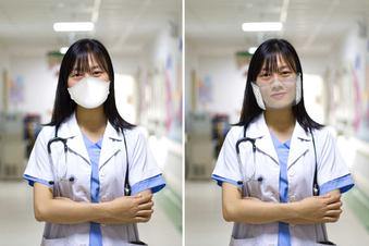 Maskenpflicht ist für Schwerhörige ein Problem
