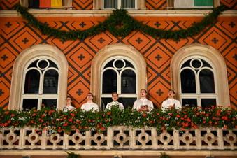Kamenz: Forstfestzeit endet mit Liedersingen