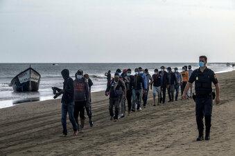 Über 2.200 Migranten erreichen die Kanaren
