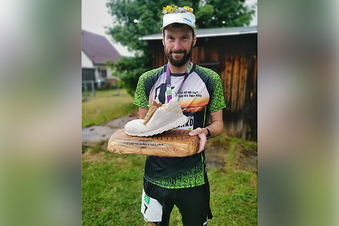Oderwitz: Extremsportler läuft 231 Kilometer in 34 Stunden