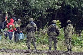 Grenzsicherung: Kretschmer fordert Finanzhilfe für Polen