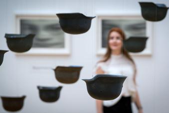 Große Yoko-Ono-Ausstellung in Leipzigeröffnet