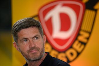 Welches Ziel für Dynamos Sportchef nicht anständig ist
