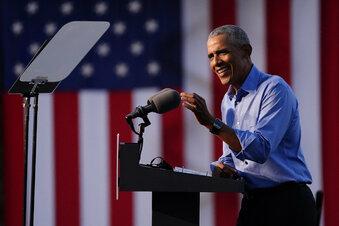 Obama greift Trump frontal an